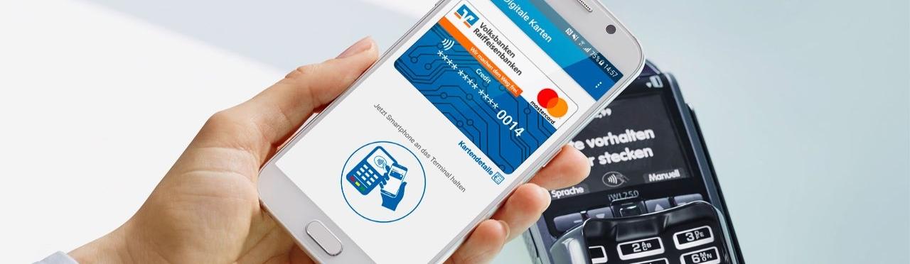 Volksbank Ec Karte Sperren.Digitale Bankkarte Volksbank Backnang Eg