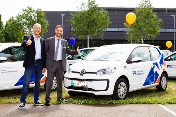 Volksbank Backnang eG - VRmobil 2017