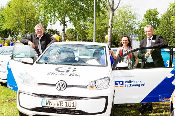 Volksbank Backnang eG - VRmobil