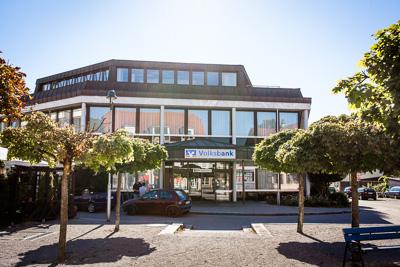 Volksbank Backnang eG - Geschäftsstelle Murrhardt Nägelestraße