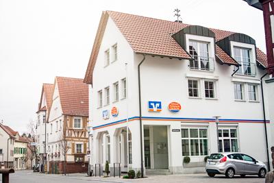 Volksbank Backnang eG - Geschäftsstelle Oberstenfeld