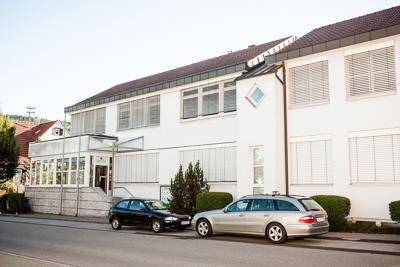 Volksbank backnang eG - Geschäftsstelle Sulzbach an der Murr
