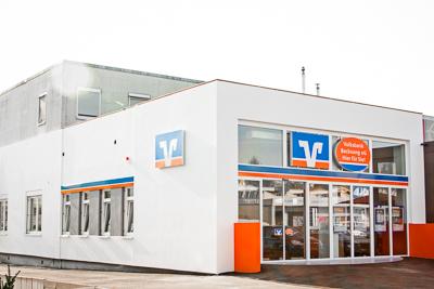 Volksbank Backnang eG - Geschäftsstelle Sulzbacher Straße