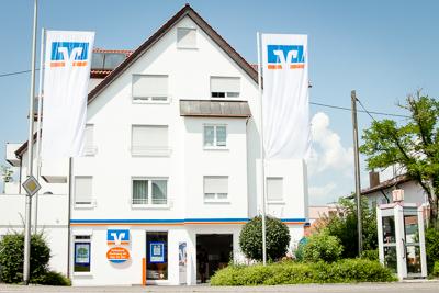 Volksbank Backnang eG - Geschäftsstelle Unterbrüden